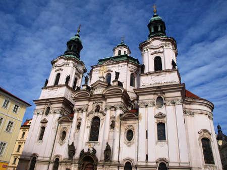 Iglesia de San Nicol�s en Praga