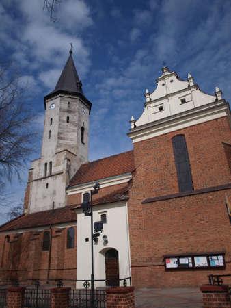 Iglesia renacentista de Pabianice