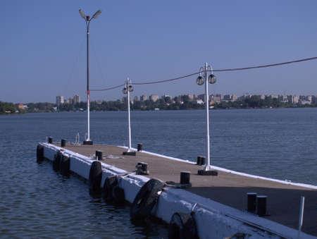 Siutghiol lake Mamaia Romania