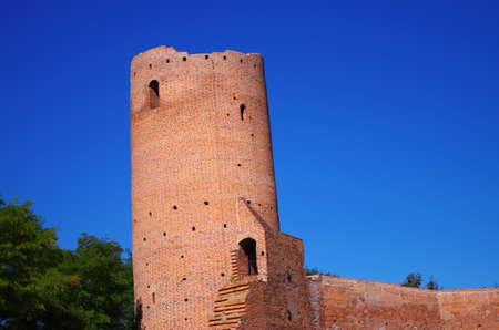 Czersk castle 2