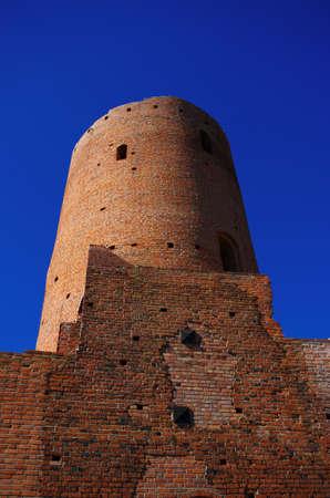 Czersk castle 3