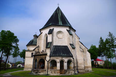 Church in Nowy Korczyn