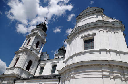 Catholic cathedral in Chelm near Lublin, Poland