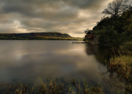 boathouse: Duke of Portland boathouse, Ullswater, Lake District, England