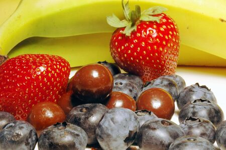 Fresh Summer Fruit Stock Photo - 562353