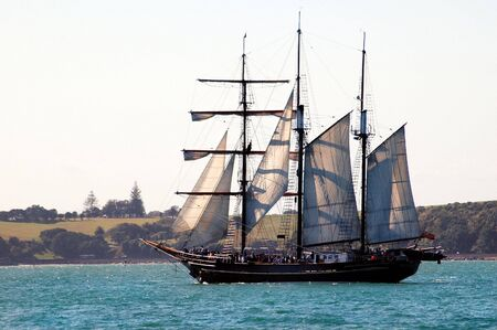 Tall Sailing Ship Stock Photo - 562348