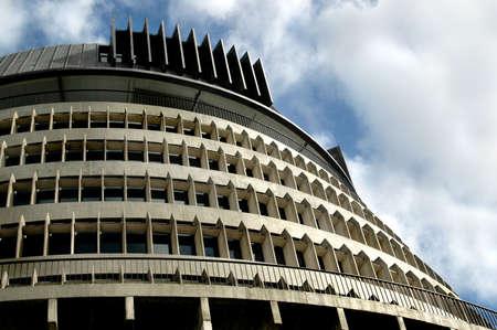 Wellington Parliament House Stock Photo - 561971
