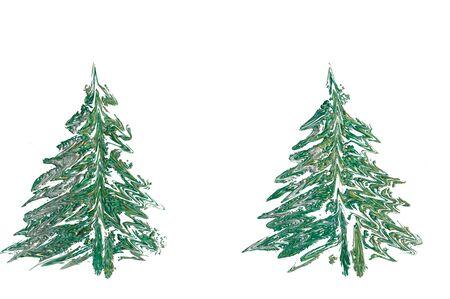Christmas Tree Art Stock Photo - 568037