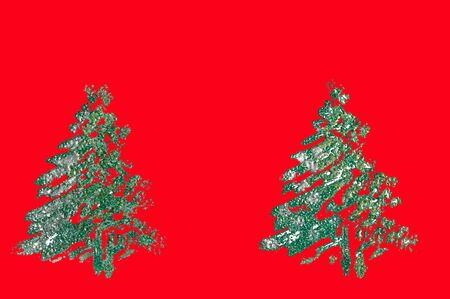 Christmas Tree Art Stock Photo - 568025