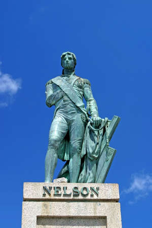 nelson: Lord Nelson in Bridgetown, Barbados