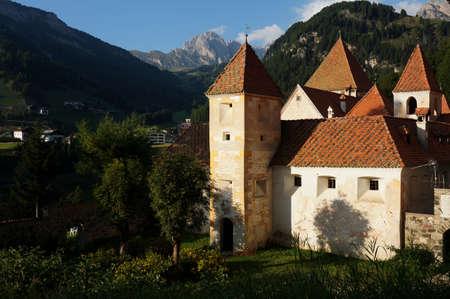 Fischburg in St. Christina in Val Gardena