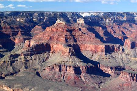 Beautiful view: Grand Canyon National Park / Rim Trail / South Rim