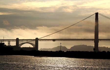 Golden Gate Bridge in San Francsisco