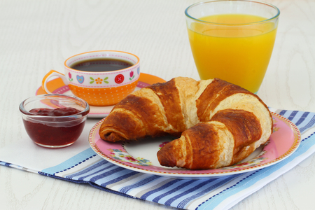 continental: Continental breakfast