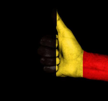 Belgium Fist
