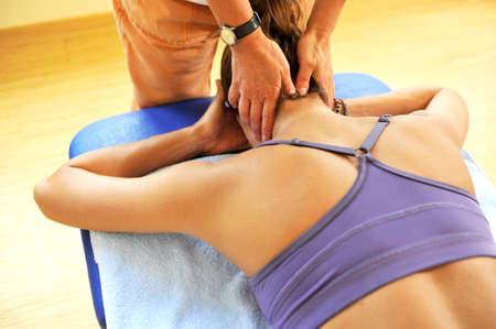 bracing: Treatment at Osteopath