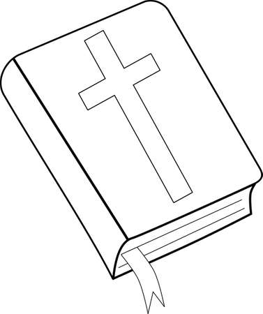 Holy book Stock Vector - 9442214