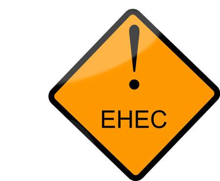 Danger EHEC Stock Vector - 9715679