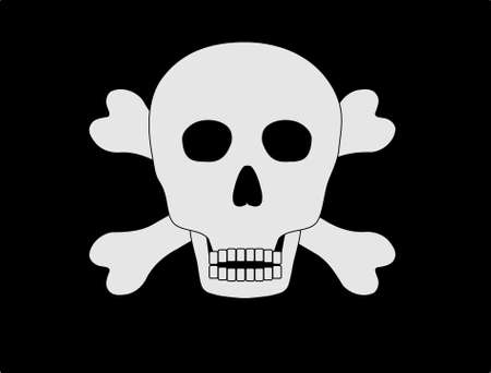 Jolly roger Stock Vector - 9715726