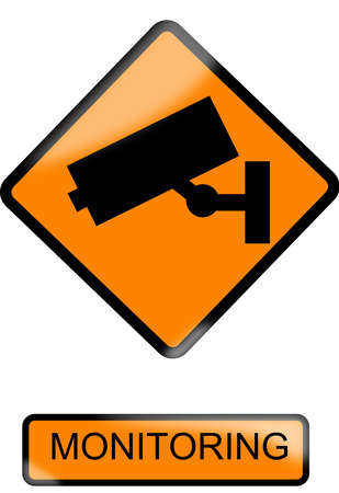 surveillance Stock Vector - 10700648