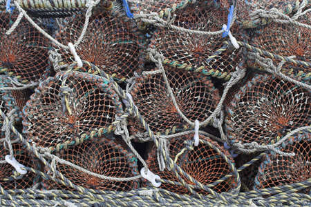 lobster pots: Lobster Pots