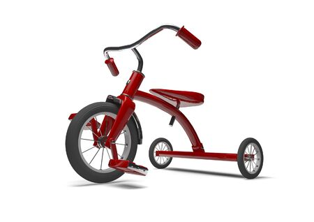 tricycle: Tricycle  3D render of tricycle