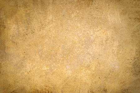 basis: digital painting of yellow texture background on the basis of paint Stock Photo