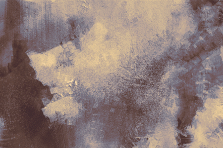 abstract painting of grey texture background on the basis of paint