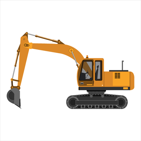 crawler: powerful excavator crawler