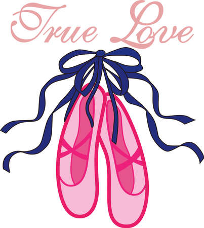 ballet slippers: Delicate ballet slippers allow the dancer to make the most stunning poses.  These slippers are a thoughtful touch for the dancers bag.