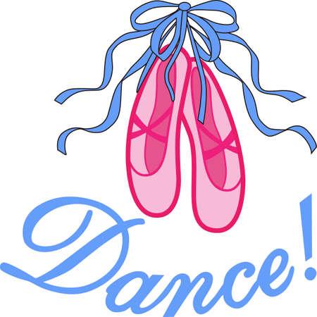 zapatillas ballet: zapatillas de ballet delicados permiten la bailarina para hacer las más impresionantes poses. Estas zapatillas son un detalle para el bolso de la bailarina.