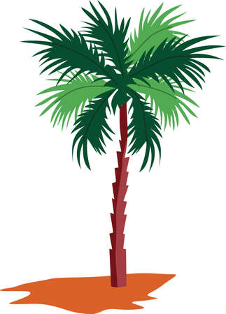 Nothing says tropical quite like an exotic palm.  Add a touch of the islands to special projects with this lovely tree.  Love it on bath towels!
