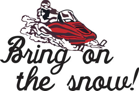What happens on the trail stays on the trail.  Send this to your snowmobile junkie.  Perfect to add to a jacket or vest.  They will love it!