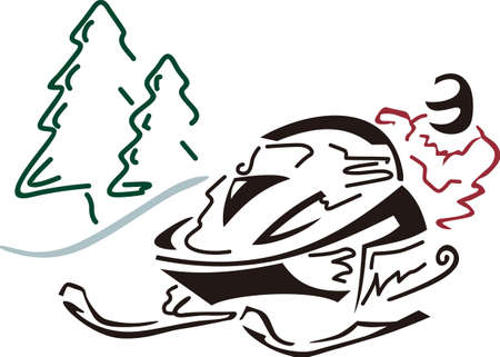 stays: What happens on the trail stays on the trail.  Add this image to a jacket for the ride.