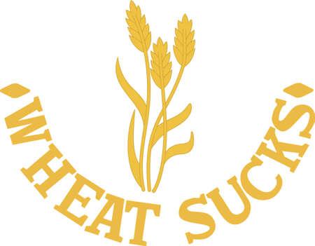 Tiges simples de grains d'or apporter la récolte à vos projets de cuisine. Cette tige automne de blé est une belle façon d'ajouter la beauté de la récolte à linge de cuisine. Banque d'images - 51208458