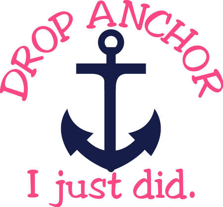fixture: Anchors away!  Lets create something for the nautical set.