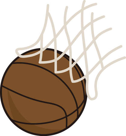 basketballs: Baseball is a fun sport taking years to master.  Add this image to a towel for your favorite player.  They will love it!