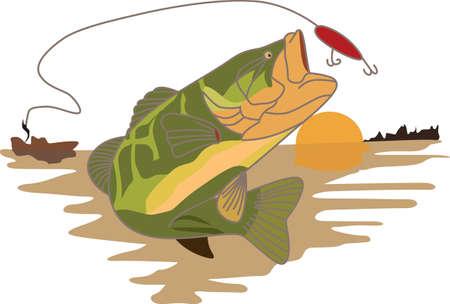 여기에 어부의 물고기로 태어 아직 일을 강제로! 마음에 드는 것으로 확신 낚시 재킷을 장식하는 좋은 방법입니다.