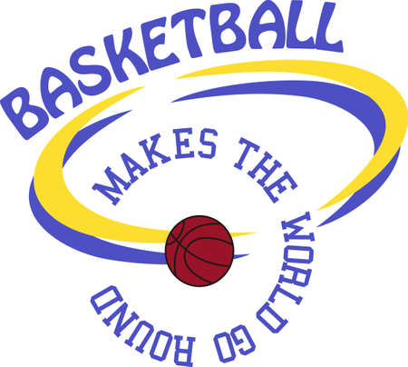 basketballs: Basketball is a fun sport taking years to master.  Add this image to a towel for your favorite player.  They will love it!