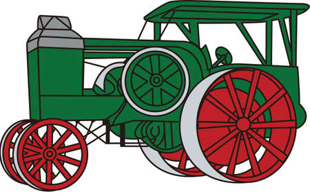 sweatshirts: The classic farm truck will satisfy vehicle-lovers of any age!  A great design for T-shirts and sweatshirts.