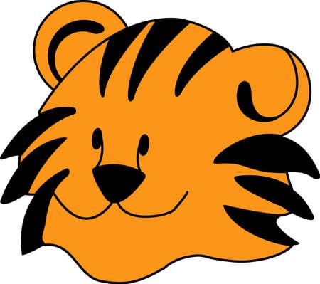 호랑이는 항상 힘과 권력의 상징이었다. 당신의 실내 프로젝트에이 디자인과 가까운이 장엄한 고양이를 체험!