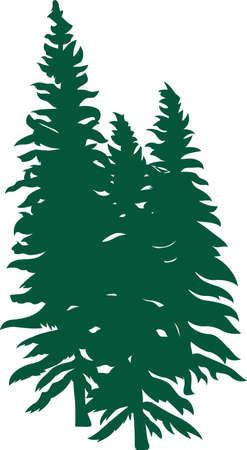 woodsy: Bring woodsy appeal to your home projects with this design!