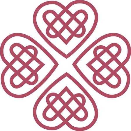 Een mooie Keltische hart maakt een visueel verbluffende verklaring over uw creaties. Solide, duidelijke lijnen maken dit ontwerp perfect voor vinyl bezuinigingen