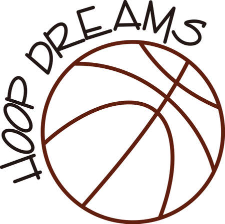 for a dream: Team works makes the dream work.  Add this image to a hat or shirt for the team. Illustration