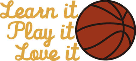 basketballs: Team works makes the dream work.  Add this image to a hat or shirt for the team