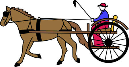 Our quaint horse and buggy takes us back to a much simpler time.  Lovely art for nostalgic creations and dcor.