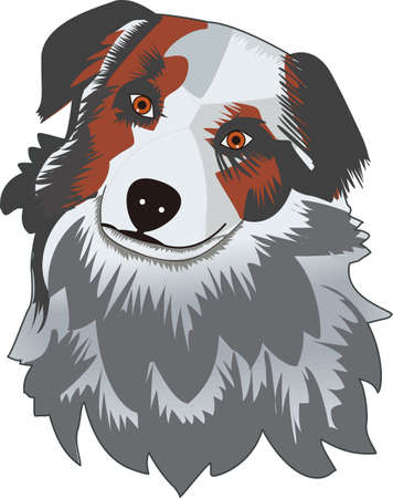 This brave and jaunty little aristocrat is loved, respected, and adored for all his idiosyncrasies.  Spoil your Aussie rotten with this design on T-shirts, Caps, Pajamas, Bags, Shirts, and Dog Bedding.