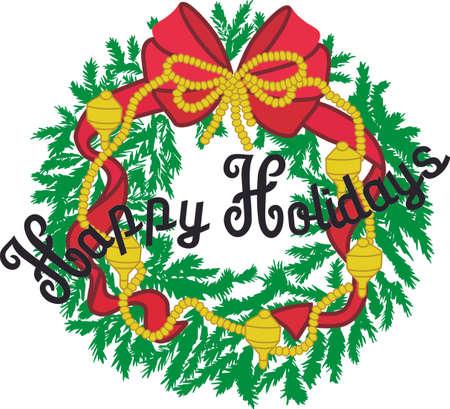 このデザインであなたの休日のプロジェクトのホールとクリスマスのごちそうであなたの家の残りの部分をデッキします。 写真素材 - 51226252
