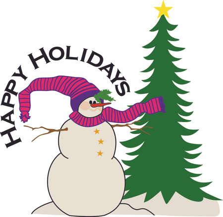 Deck the Halls et le reste de votre maison à l'acclamation de Noël avec cette conception de vos projets de vacances. Banque d'images - 52730079