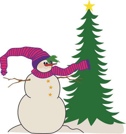 Deck les halls et le reste de votre maison à Noël remonter avec cette conception sur vos projets de vacances. Banque d'images - 52730080